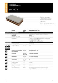 Produktdaten Linoleumboden Puro LID 300S